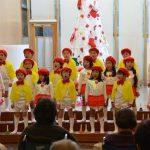 2015年12月17日 美濃病院でクリスマスコンサートが行われました