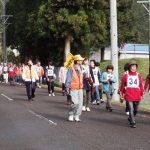 2015年12月6日 美濃市蕨生で「蕨生中山一周ウォーキング大会」が開催されました