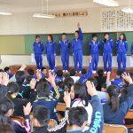 2016年2月10日 昭和中学校で新入生入学説明会が行われました