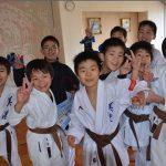 2016年2月28日 美濃市スポーツ少年団1日体験入団が行われました
