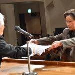 2016年3月4日 高齢者学級「梅山大学」が卒業式および閉校式を行いました