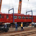 2016年3月18日 観光列車「ながら」到着