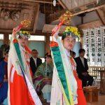 2016年4月3日 洲原神社で春の例大祭が行われました。