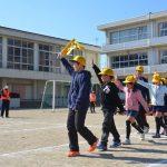 2016年4月11日 藍見小学校で交通安全教室が行われました