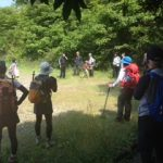 5月22日(日)に、社員健康プロジェクト「美濃名山に登ろう!! 古城山」が開催され、5事業所23名の方が参加されました。