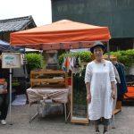 2016年5月15日 八幡神社手作り市が開催されました