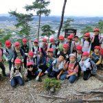 2016年5月27日 中有知小学校松鞍山登山が行われました