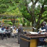 2016年5月8日 藤棚仁輪加観劇会が開催されました