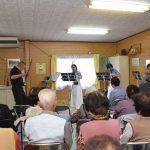 2016年4月30日 みのがみの里サロンで二胡の演奏会が開催されました