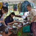 2016年5月29日 地域の絆づくり事業「美濃和っ紙ょいマルシェ」が開催されました