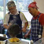 2016年6月27日 下牧地域ふれあいセンターで健康料理教室が開催されました