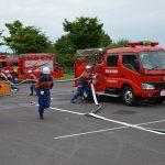 2016年6月12日 第2回美濃市消防団操法大会が行われました
