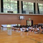 2016年6月10日 大矢田小学校で本の読み聞かせが行われました