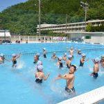 2016年6月10日 牧谷小学校でプール開きが行われました