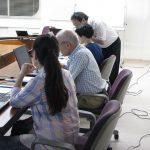 7月11日、12日とパソコン教室(Word)を開催しています。
