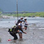 2016年7月24日 第10回アユ釣り入門講習会が開催されました