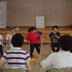 2016年7月23日 いきいきオレンジビクス体操講習会
