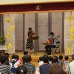 2016年9月4日 牧谷保育園でファミリーコンサートが開かれました