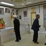 2016年10月27日 美濃市美術展、文化財展が開かれました