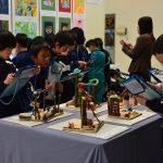 2016年11月21日 第34回美濃市児童生徒創造展が開催されました