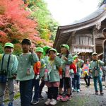 2016年11月15日 大矢田神社の紅葉が見ごろを迎えています