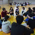 2016年12月5日 美濃小学校でタウンミーティングが行われました