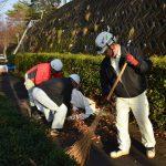 2016年12月21日 美濃市建設協力会が清掃作業を行いました
