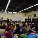 2016年12月17日 児童センター&たんぽぽ学級合同クリスマスコンサート