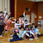2016年12月20日 リズムダンスふれあいコンクール出場者激励