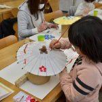 2017年2月12日「WAGSAアート和傘・美濃展」ワークショップが開催されました。