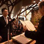 2017年3月6日 岐阜県立森林文化アカデミーで卒業式が行われました