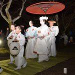 2017年4月1日 第33回ウタガキ・美濃「きつねの行列」が開催されました
