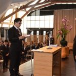 2017年4月10日 森林文化アカデミーで入学式が行われました