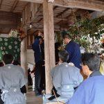 2017年4月2日 佐羅早松神社大祭が行われました