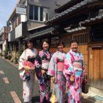 【Kimono in Mino City is amazing】