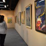 2017年6月1日 2017全国和紙画作家選抜展が開催されています