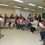 2017年6月5日 市民第九演奏会合唱団の練習が始まりました