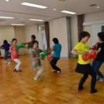 2017年7月7日 洲原地区で健康体操教室が始まりました