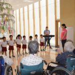 2017年7月12日 美濃病院で七夕コンサートが開かれました