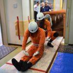 2017年7月6日 消防救助技術大会東海大会出場選手激励会が行われました
