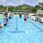 2017年7月15日 美濃市民プールがオープンしました