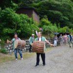 2017年7月16日 上野地区で虫送りが行われました