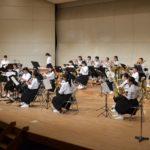 2017年7月16日 美濃中学校吹奏楽部によるサマーコンサートが開催されました