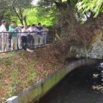 2017年8月23日 「曽代用水とアユ」世界遺産探訪が行われました