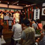 2017年8月8日 ウタガキ・美濃うだつ笑劇場第六幕