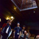 2017年7月29日 士幌町の児童たちが、うだつの町並みを見学しました