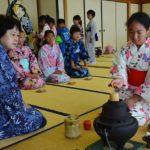 2017年8月5日 「浴衣で茶道」が開催されました