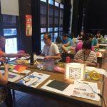 2017年8月23日 台湾で和紙文化国際交流ワークショップが行われました