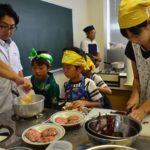 2017年8月28日 仙寿菜を使った料理教室が開かれました