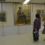 2017年10月26日 美濃市美術展、文化財展が開催されました